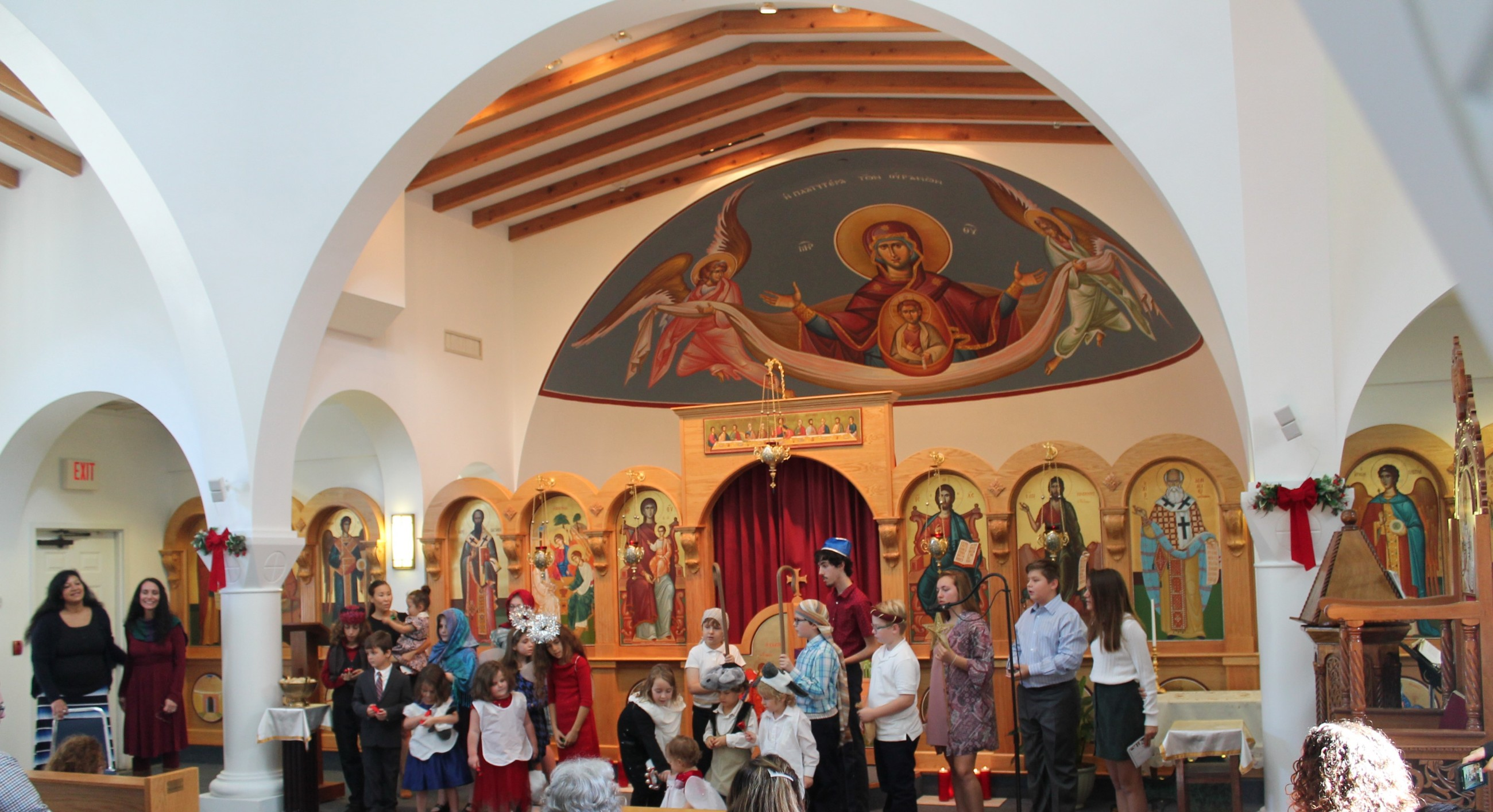 Home | Holy Trinity Greek Orthodox Church